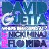 Thumbnail image for David Guetta feat. Flo Rida & Nicki Minaj – Where Dem Girls At (Gregori Klosman + Nicky Romero Remix)
