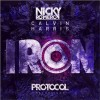 Thumbnail image for Nicky Romero & Calvin Harris – Iron