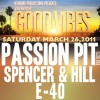 Thumbnail image for Good Vibes – Featuring E-40, Passion Pit, and Spencer & Hill