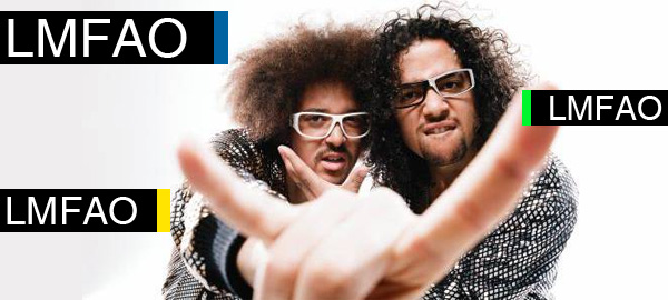 LMFAO feat. Lauren Bennett & Goon Rock - Party Rock Anthem