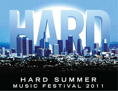 Hard Summer Music Festival 2011 Tickets + Lineup