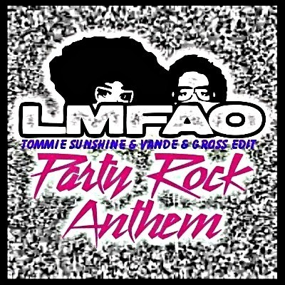 Lmfao Party Rock Anthem Album Party Rock Anthem by Lmfao