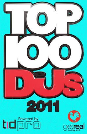 DJ Mag Top 100 DJ's of 2011
