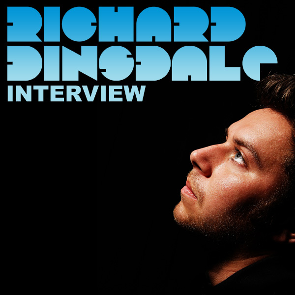 Exclusive Interview: Richard Dinsdale