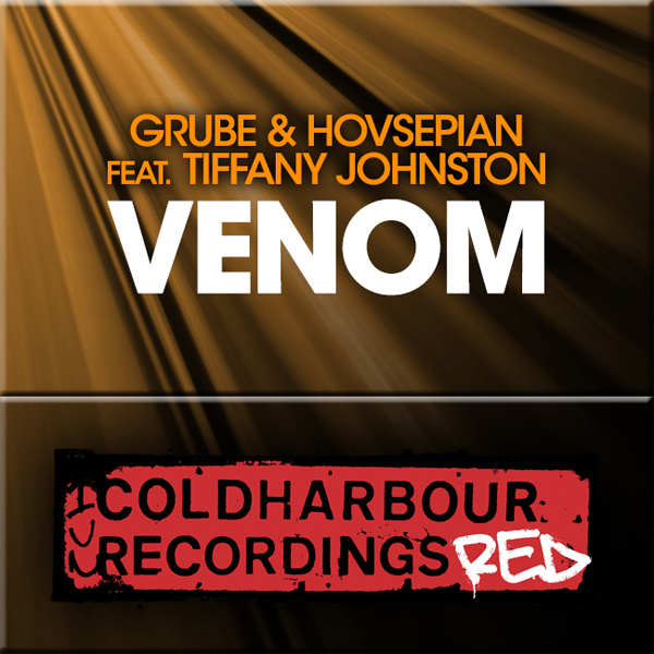 Grube & Hovsepian Feat. Tiffany Johnston - Venom